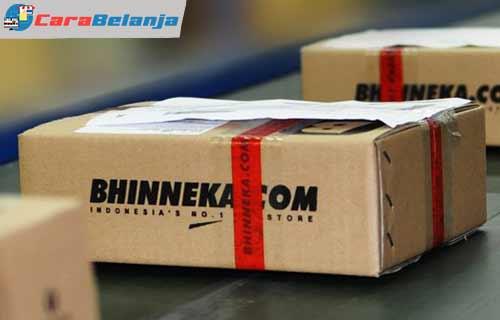 Cara Belanja di Bhinneka