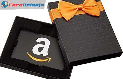 Gift Card Amazon