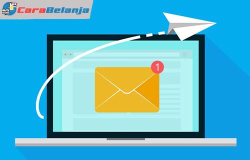 Hindari Penjual Yang Menggunakan Alamat Email Bukan Bisnis