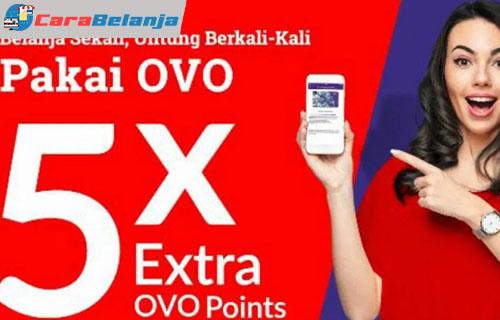 Cara Memakai OVO Point Untuk Belanja di Merchant