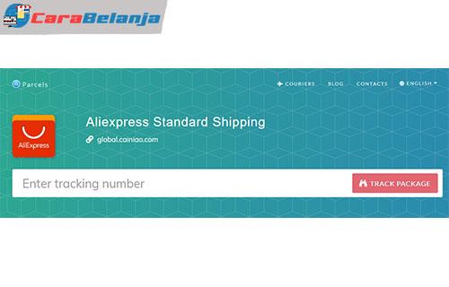 Cek Resi Aliexpress Standard Shipping