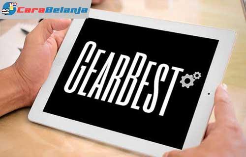 Cara Belanja di Gearbest