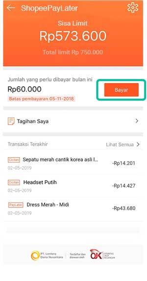 Bayar 1