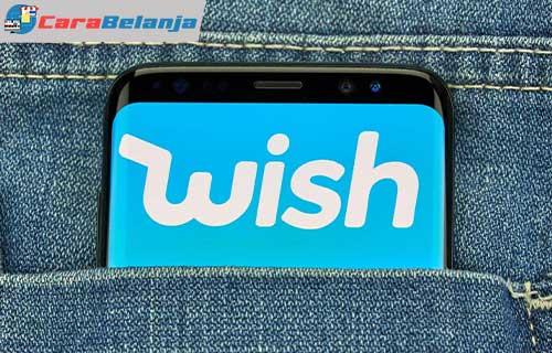 Cara Belanja di Wish