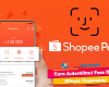 Cara Autentikasi Face ID iPhone Shopeepay