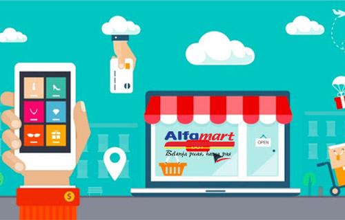 Cara Bayar Belanja Online Lewat Alfamart