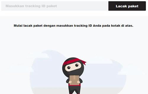 Cara Kirim Paket Lewat Ninja