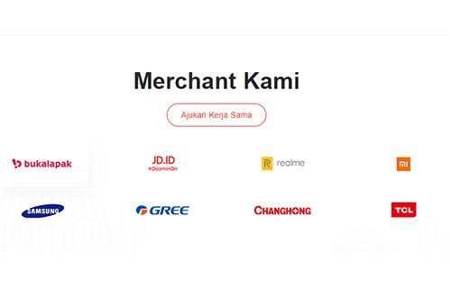 Merchant Resmi Akulaku
