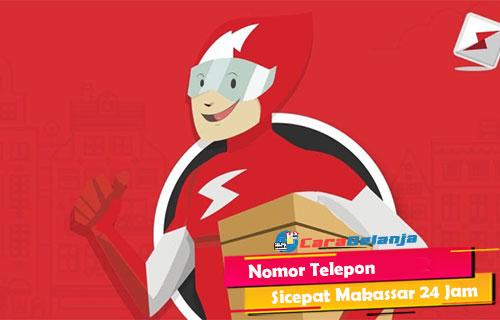 Nomor Telepon Sicepat Makassar 24 Jam