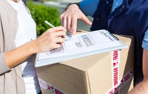 Proses Kirim Paket di Anteraja