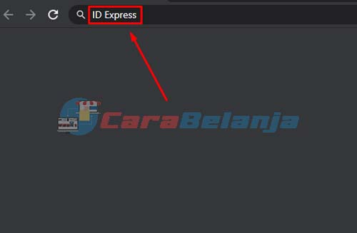 Buka Website ID Express