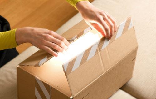 Cara Packing Agar Alamat Pengiriman Terlihat Jelas 1