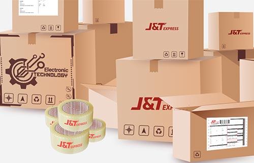 Kirim Paket JT Lewat Fitur Drop Of