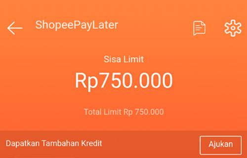 Batas Pembayaran ShopeePaylater 2