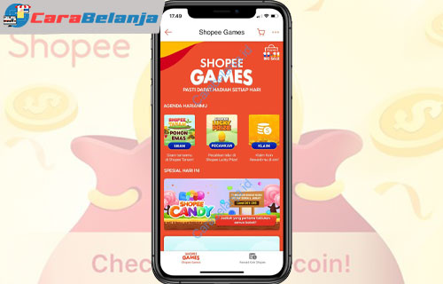 Main Shopee Games
