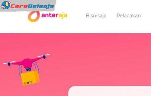 Buka Situs Anteraja