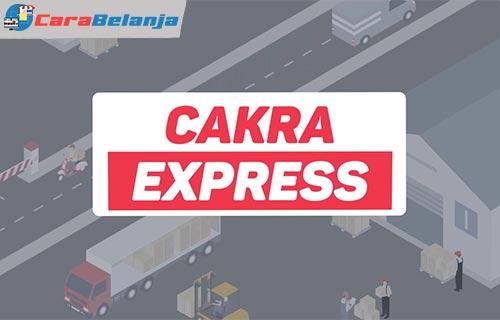 13 Cakra Express 1