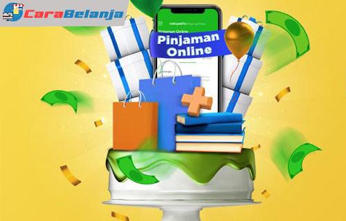 Jasa Pinjaman Online di Tokopedia