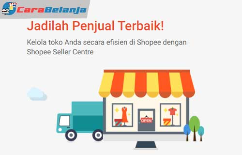 1 Buka Halamam Seller Center Shopee