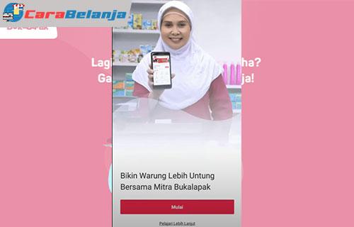 1 Download Aplikasi Mitra Bukalapak