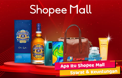 Apa Itu Shopee Mall