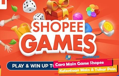 Cara Main Game Shopee