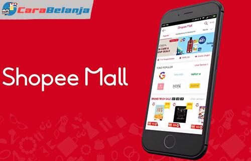 Keuntungan Menjadi Seller Shopee Mall