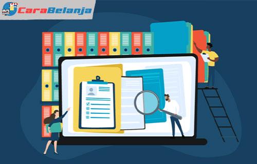 Persyaratan Dokumen