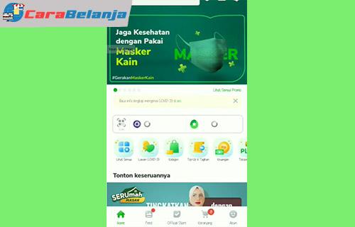 2 Buka Aplikasi Tokopedia