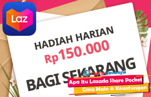 Apa Itu Lazada Share Pocket