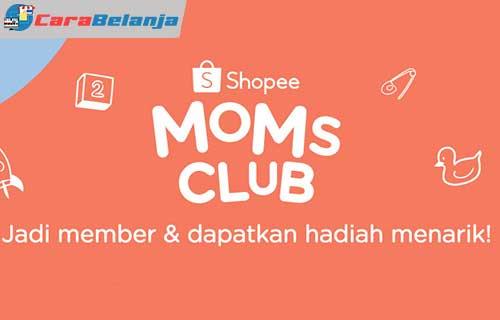 Cara Bergabung Kembali Ke Shopee Moms Club