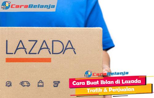 Cara Buat Iklan di Lazada