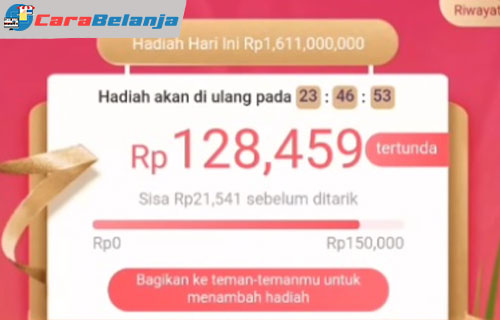 Keuntungan Main Lazada Share Pocket