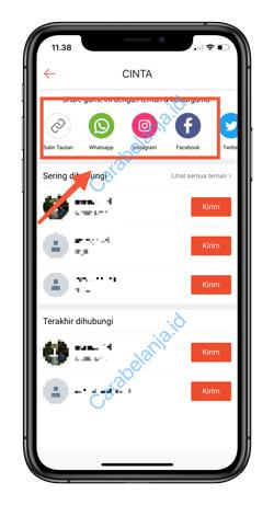 7 Share Media Sosial