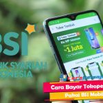 Cara Bayar Tokopedia Pakai BSI Mobile