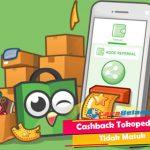 Cashback Tokopedia Tidak Masuk
