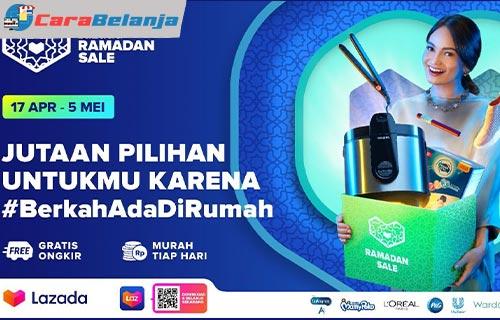 Daftar Promosi Ramadhan Sale 2021