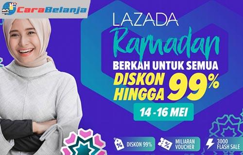 Keuntungan Lazada Ramadhan Sale