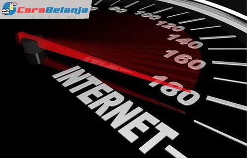 2 Cek Jaringan Internet
