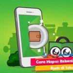 Cara Hapus Rekening Bank di Tokopedia