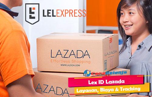 Lex ID Lazada