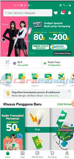 1 Buka Aplikasi Tokopedia 4