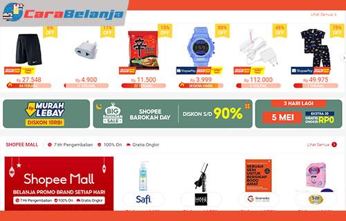 3 Berburu Flash Sale Shopee
