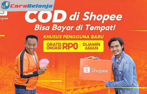 Sistem COD di Shopee