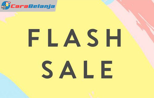 Tips Trik Dapatkan Flash Sale Lazada