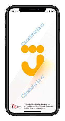 6 Buka Aplikasi Bank Jago