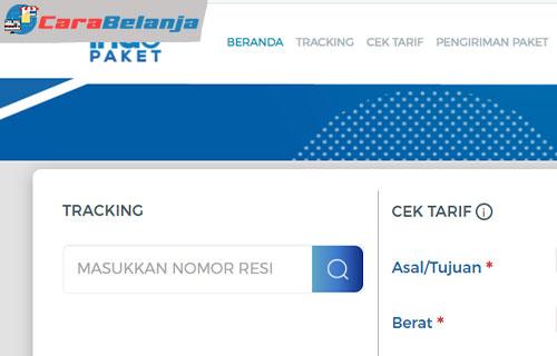 1 Buka Website Indopaket