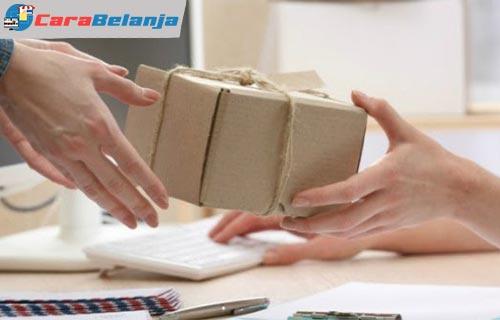 Cara Mengirim Paket Ke luar Negeri