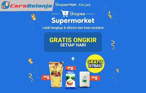 Fungsi Shopee Supermarket