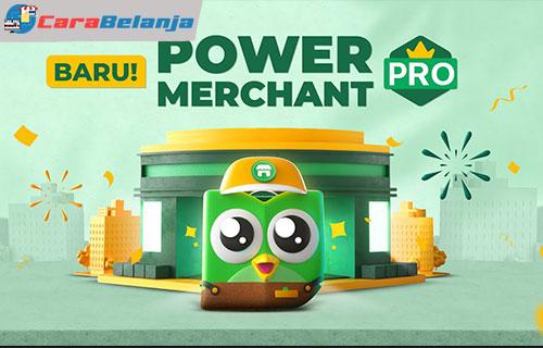Keuntungan Menjadi Power Merchant Pro Tokopedia